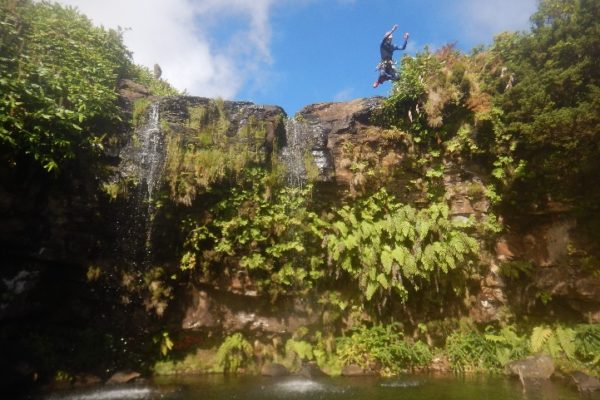 Canyoning-aux-acores