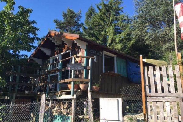 location-de-chalet-à-monteynard-shack-sur-le-lac